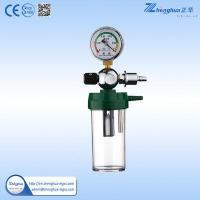 China high pressure gas regulator with gauge for high purity gas on sale