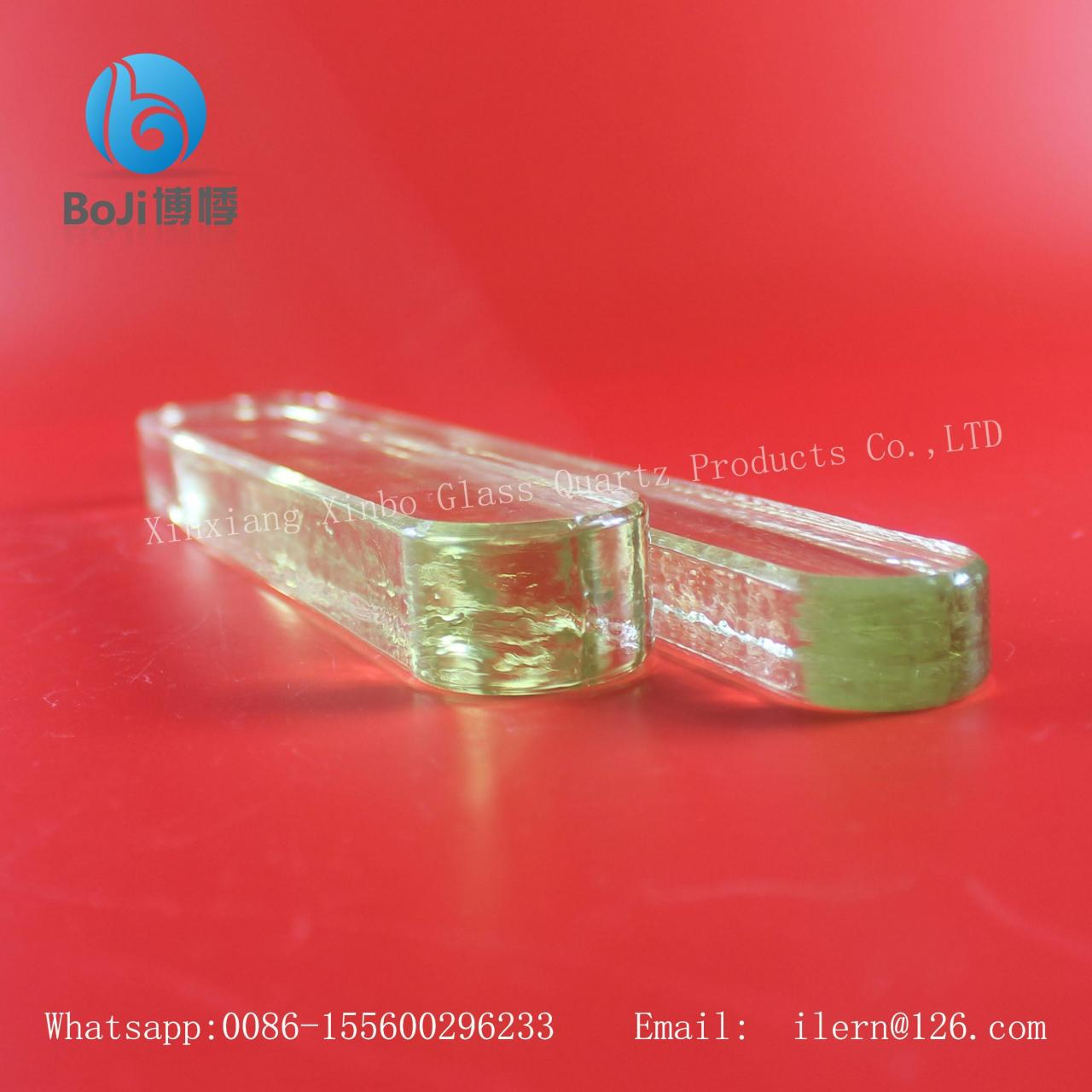 China wall clear refrigerant sight glass gauge glass rods on sale