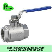 China Grooved fitting Jamesbury Ball Valve 9150 on sale