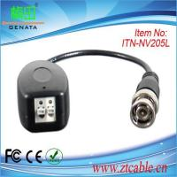 Quality Products Single channel video balun for surveillance/ITN-NV205L wholesale