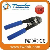 Quality LAN Cable Product Name:tede manual hydraulic crimping tool wholesale