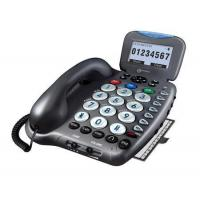 Quality Digital Amplified Telephone with Answering Machine, Talking Called ID & Talking Keys wholesale