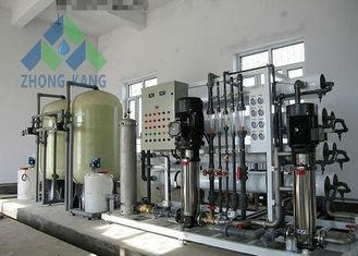 Cheap 10t/H Saltwater To Drinking Water Machine , Salt Water Ro System With Ro Membrane for sale