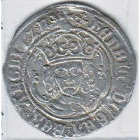 China Coins Great Britain Henry VII, silver groat,1504-1505 on sale