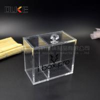 China Personalized Cute Clear Acrylic Gift Boxes for Sale on sale