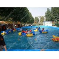 Quality Inflatable Water Game Water Shark Hand Boat wholesale