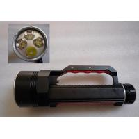 China LED Diving Torch, 3*CREE XM-L T6 2800lm diving flashlight DAT196 on sale