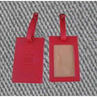 Leather Luggage Tags 01