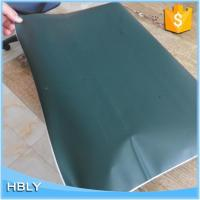 Buy cheap GreenPVCchalkboard from wholesalers