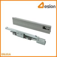 Quality double wall drawer slides DSL01A Under mounting concealed slides wholesale