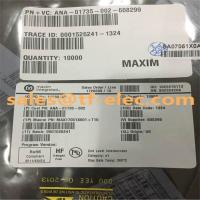 Buy cheap Integrated Circuits Original Stock IC Maxim Integr from wholesalers