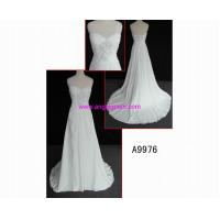 China Classical Wedding Dress A9976 latest guangdong design wedding gown on sale