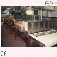 Quality Industrial stainless steel fast food tunnel dryer machine wholesale