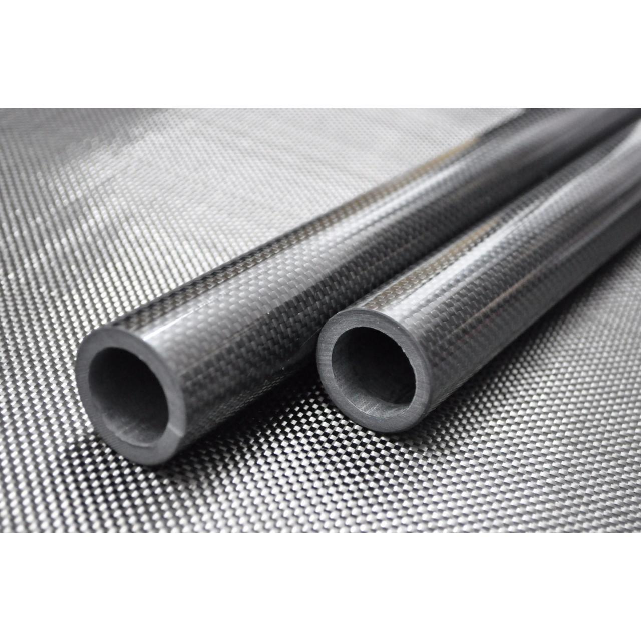 Buy cheap Carbon Fiber Tube High Modulus Carbon Tubing from wholesalers