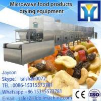 China Food Processing industrial microwave dehydrated onion drying machine on sale