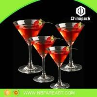 China Martini glass wine cup and cocktail glass on sale
