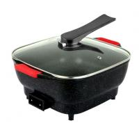 Quality Good Quality Profession Easy Use Multifunction Electric Pan Skillet wholesale