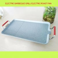 Buy cheap Marble Stone Ceramic Teppanyaki Electric Grill from wholesalers