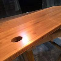 China Bamboo Office Table Top And Bamboo Work Top And Bamboo Bench on sale