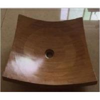 Quality The Kitchen Bamboo Sink,the Bathroom Bamboo Wash Basin wholesale