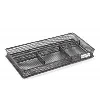Quality Mesh Collection Desk Drawer Organizer 4 Dividers wholesale