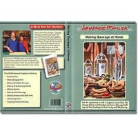 China Sausage Stuffers Casings & Jerky Making Sausage at Home DVD - The Sausage Maker on sale