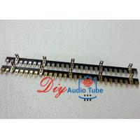 China 28 Pins Amp Circuit Board , Sound Amplifier Circuit Board 262mm*11mm*1.5mm on sale