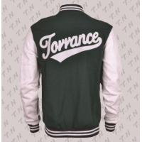 Quality baseball jacket for women Womens Baseball Jacket wholesale