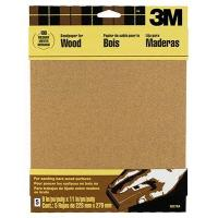 Buy cheap Garnet Sandpaper, Very Fine, 220-Grit, 9 x 11-In., 5-Pk. from wholesalers