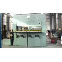 Buy cheap Manaul(automatic)moldopening&ejectingplatevulcanizer from wholesalers