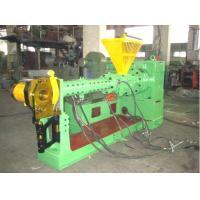 Buy cheap Pincoldfeedrubberextruder from wholesalers