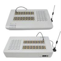 Buy cheap GSM Gateway with 32 Sim Cards DBL GOIP GSM VOIP 32 Channel Quad band Antenna from wholesalers