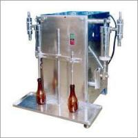 Buy cheap Semi Automatic Capping Machine from wholesalers