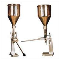 Cheap Hand Operated Paste Cream Tube Filling Machine for sale