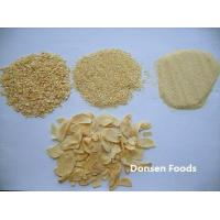 Buy cheap Dehydrated Granulated Garlic Powder from wholesalers
