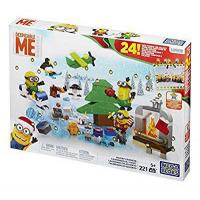 Buy cheap Mattel Mega Bloks CPC57 - Minions Movie Advent Calendar from wholesalers