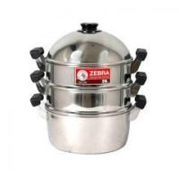 Quality Zebra 4pcs Stainless Steel Steaming Set, 28cm (164-428) wholesale