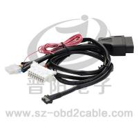 Quality Automobile diagnostical cable OBD-TOYOTA wholesale