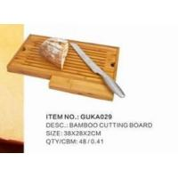 China wooden item wooden chopping board on sale
