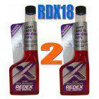 Quality Redex 2 Petrol Additive Fuel Injector Treatment Performance Cleaner 250ml Bottle RDX10 wholesale