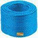 China DYNATEX 220 Metre X 12mm Blue Polypropylene Rope Load Securing Boat Fishing Camping 220m