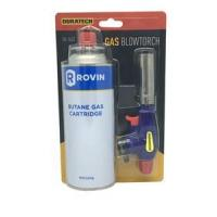 Gas Blow Torch with Butane gas