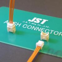 JST Wire to Board Crimp style Connectors