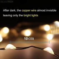 Quality 100led string lights 33ft with (copper wire lights, warm white) 1031 wholesale