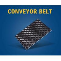 Buy cheap Black Square top conveyor belt for wood processing machine from wholesalers