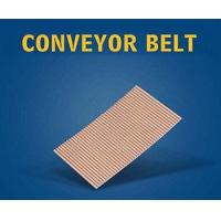 Buy cheap 6.5mm beige slope conveyor belts for paper industry from wholesalers