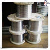 China Heat Resistant Wire 0Cr21Al4 Fe-Cr-Al Alloy wire on sale