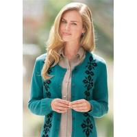 Quality cotton embroidered cardigan (FKBC) wholesale