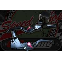 China BRAKING Brake. Master cylinder and clutch lever CNC billet with adjustable levers BLACK on sale