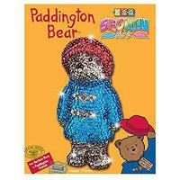 Buy cheap sequin art 1337 Paddington Bear Craft from KSG from wholesalers
